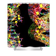 Dna Dreaming 1 Shower Curtain