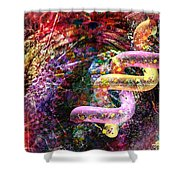 Dna Dreaming 4 Shower Curtain