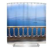 Do-00492 Saidet El-nourieh Shower Curtain