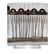 Dobblewalker Shower Curtain