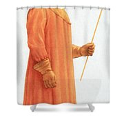 Doctors Protective Clothing Shower Curtain