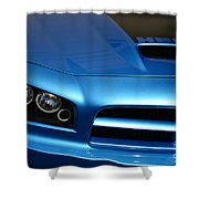 Dodge Charger Srt8 Super Bee Shower Curtain