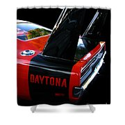 Dodge Daytona Fin 02 Shower Curtain