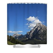 Dolomiti Shower Curtain