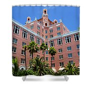 Don Cesar And Palms Shower Curtain
