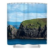 Donegal Seascape Shower Curtain