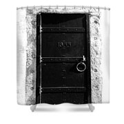 Door To Cape Florida Shower Curtain