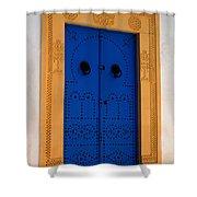 Doorway In Tunisia 2 Shower Curtain