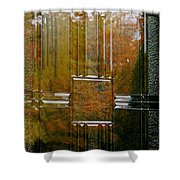 Doorway To Autumn Shower Curtain
