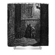 Dore: London, 1872 Shower Curtain