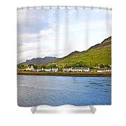 Dornie Village Shower Curtain