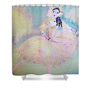 Dorothy Dancer Shower Curtain