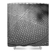 Dots Of Central Park Shower Curtain