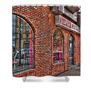 Dough Bois Pizza Shower Curtain