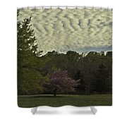Douglassville Delight Shower Curtain