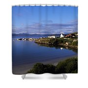 Downings, Rosguill Peninsula, Co Shower Curtain