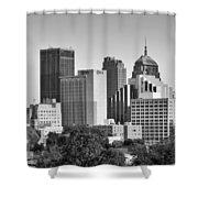 Downtown Okc Shower Curtain