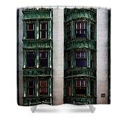 Downtown San Francisco Shower Curtain
