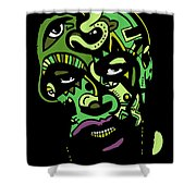 Dr. Dre Full Color Shower Curtain