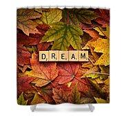 Dream-autumn Shower Curtain
