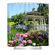 Dream Gazebo Shower Curtain