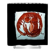 Dreamer 3 Shower Curtain