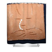Dreams Shower Curtain by Gloria Ssali