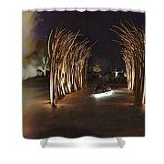 Dreamtime V2 Shower Curtain