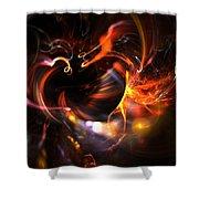 Dreamworld Shower Curtain