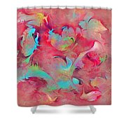 Dreamyland Shower Curtain