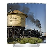 Drgw 315 In Antonito Shower Curtain