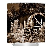 Dry Mill Shower Curtain