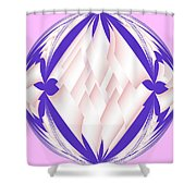 Ds9-007 Shower Curtain