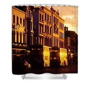 Dublin, Co Dublin, Ireland Buildings Shower Curtain