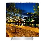 Dublin, Co Dublin, Ireland Custom House Shower Curtain