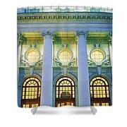 Dublin, Co Dublin, Ireland Government Shower Curtain