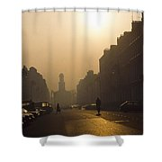 Dublin, Co Dublin, Ireland, Upper Mount Shower Curtain
