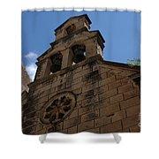 Dubrovnik Church Shower Curtain