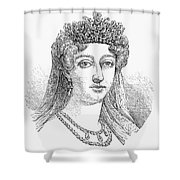 Duchess Of Angoul�me Shower Curtain