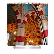 Dulce Iglesia Shower Curtain