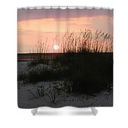 Dune Sunset Shower Curtain