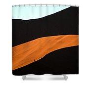 Dune Tunnel Shower Curtain