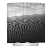 Dunes 3 Shower Curtain
