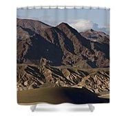 Dunes Of Death Valley Shower Curtain