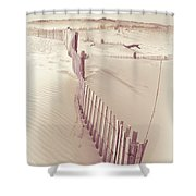 Dunes On The Cape Shower Curtain