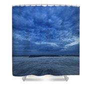 Dusk On Fire Island Shower Curtain