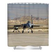 Eagle And Viper Shower Curtain