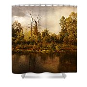 Eagle's Rest Shower Curtain