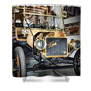 Early Ford Shower Curtain