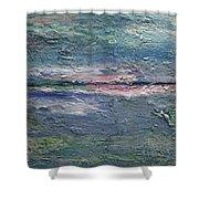 Earthen Series 25 Shower Curtain